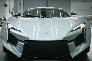 The Fenyr SuperSport Looks Absolutely Ferocious