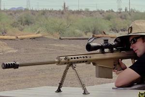 How Many .50 Caliber Bullets Does It Take To Kill A V8 F-150?