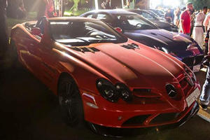 Supercars Galore: This Saudi Arabian Cars And Coffee Got Its Own Rap Video