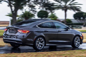 The Chrysler 200 Has Some Surprisingly Powerful Aftermarket Options