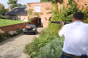 Why Aren't More People Shooting Shotguns At Classic Porsches?
