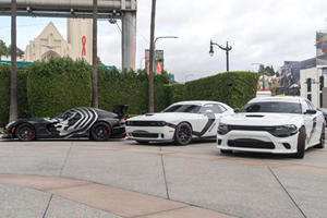 Dodge Tells Luke Skywalker To Suck It With A Dark Side-Wrapped Viper And Hellcats