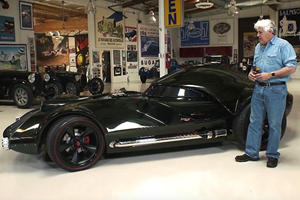 This Corvette-Powered Darth Vader Sports Car Is The Ultimate Car For A Villain