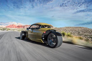 We Sat Shotgun In The Newest Sunday Car For Awesome Millionaires: The Vanderhall Laguna