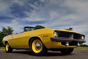 What Makes These Two Hemi 'Cuda Convertibles Different From All Other 'Cudas?