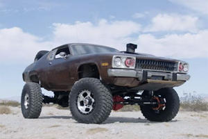 A 4x4 Off-Road Muscle Car? Sure, Why The Hell Not?