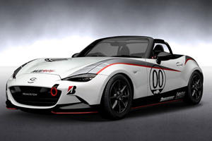 Mazda's Racing Concepts Make Us Want To Spend Every Cent We Have