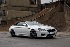 This Tuned BMW M6 Convertible Should Be Able To Destroy A Ferrari F12