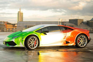 Does This Wrap Turn The Huracan Into The Best Looking Supercar?