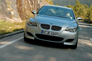 BMW M5 Evolution: Collecting The Skulls Of Enemies And The Hearts Of Gearheads