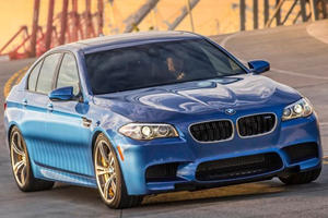 BMW M5 Evolution: New DNA Gives The M An Identity Crisis