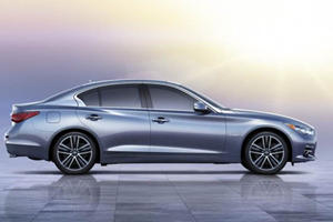 2016 Infiniti Q50 First Look Review: A Sports Sedan With Style