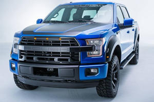 Is This Blue Flame Metallic Roush F-150 The Perfect Truck?