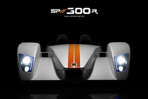 Breaking: Caterham Is Bringing the SP/300.R to the U.S. for 2012