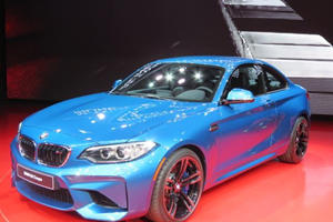 Consumer Demand Helped Ensure The Badass BMW M2 Was A Manual