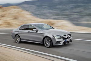 2017 Mercedes-Benz E-Class First Look Review: Another Leap Forward