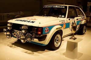 Great British Cars That America Missed Out On: Talbot Sunbeam Lotus