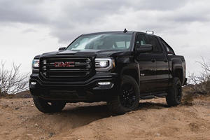 GMC's Latest Special Edition Gunning For The Ford F-150 Raptor