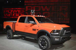 Can Ram's New Power Wagon Take On The Ford Raptor?