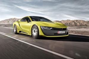 Rinspeed's Autonomous BMW i8 Is Coming To Geneva: Hopefully Its Drone Comes Too