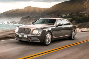 Bentley Mulsanne Refreshed With Expanded Lineup And New Six-Seater