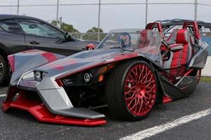 Mets Outfielder Yoenis Cespedes Has Turned Spring Training Into A Custom Car Show