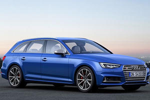 Audi's New S4 Now Comes As A Wagon, But Only For Some People