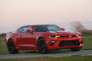 Sorry Ford Fans, This Camaro SS Has A Lot More Power Than A Shelby GT350
