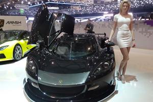 Arash Unveils 2000 Horsepower Monster Hypercar At Geneva