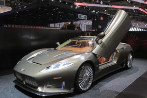 Spyker's Back With The 525-HP C8 Preliator