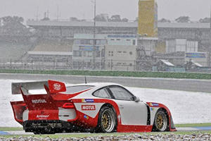 This Amazing Kremer Porsche Racer Says To Hell With Snow