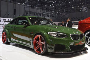 These Are The 5 Sickest Tuners From Geneva 2016