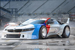 What Would A BMW i8 GT3 Be Like?