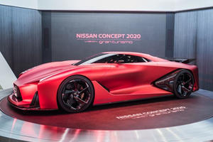 We Get The Feeling The Next Nissan GT-R Is Going To Be Very Different