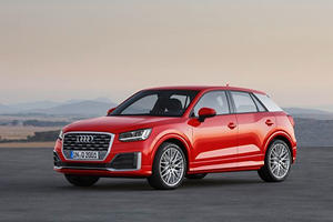 2017 Audi Q2 First Look Review: Nobody Asked For It But What The Hell