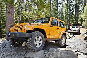 Jeep Giving Wrangler Fans Insurance In Case The New Version Doesn't Cut It
