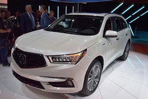 Can Acura Rob Lexus Of Sales With Its Refreshed MDX?