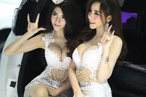 Bangkok Beauties Show Us What We're Missing At The Thai Motor Show