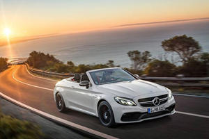 BMW M4 Vs. AMG C63: Which High-Powered German Droptop Comes Out On Top?