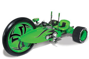 Harley-powered Trike is Ultimate Boys Toy