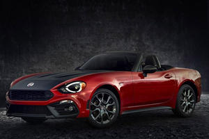 The Fiat 124 Spider Abarth Might Be A Disappointment In The US