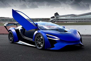 Make It Happen: This Supercar Has The Potential To Give China An Identity