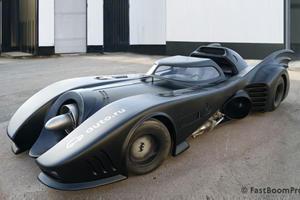Think Ben Affleck Sucks As Batman? Then Buy This Real Batmobile