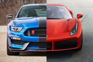 CarBuzz Explains: How The Flat-Plane Crank Turns Muscle Cars Into Exotics
