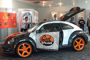 The Geek Squad Beetle Is Being Ditched For Something Way Geekier