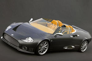 These Are The Things You Probably Don't Know About The Spyker C8