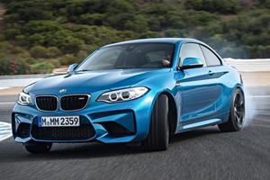 BMW M Models Will Let Your iPhone Criticize Your Bad Driving