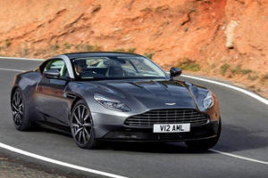 Here Are The Things You Might Want To Know About The Aston Martin DB11