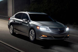 Straight To The Crusher: The Acura RLX Has To Be The Worst Luxury Car Ever
