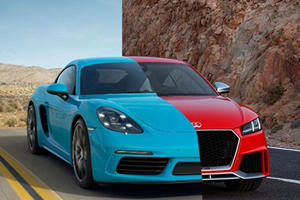 Porsche 718 Cayman S Vs. Audi TT RS: Two German Brands, Two Sports Coupes, One Winner?